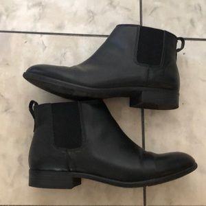 Franco Sarto Chelsea boots